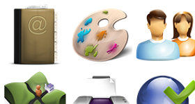 Dellipack Icons