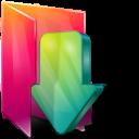 Aurora, Download, Folder Icon