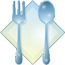 Dinner, Food, Knife, Restaurant Icon