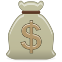 Bag, Money Icon