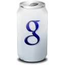 Drink, Google, Texto, Web Icon
