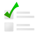 Check, List, Ok Icon