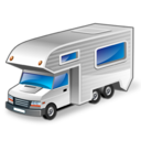 Car, Motorhome, Vehicle Icon