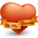 Be, Day, Heart, Love, My, Valentine, Valentines Icon