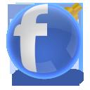 Christmas, Facebook Icon