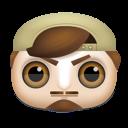 Devid, Hunter, Man, User Icon