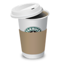 Coffee, Cup, Starbucks Icon