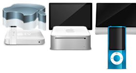 Apple Icon Super Pack Icons