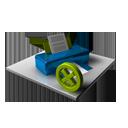 Delete, Printer Icon