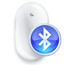 Blue, Front, Mmouse Icon