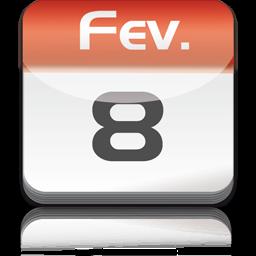 Calendarred Icon