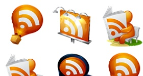 Smashing RSS Feeds Icons