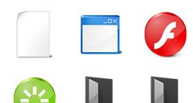 NX 10 Icons