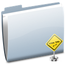 Boobietown, Folder, Sign Icon