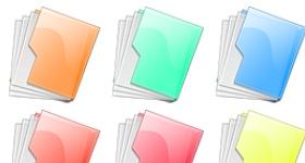 Folder Dock Icons