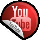 Sticker, Youtube Icon