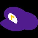 Hat, Supermario, Waluigi Icon