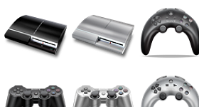Play Station 3 Icons