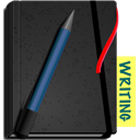 Journal, Writing Icon