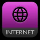 Purple, Safari Icon