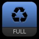 f, Trash Icon
