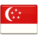 Singaporeflag Icon
