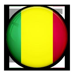 Flag, Mali, Of Icon