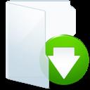 Download, Light Icon