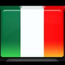 Flag, Italy Icon