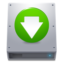 Down, Hdd Icon