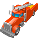 Engine, Fire Icon