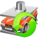 Car, Utilization Icon