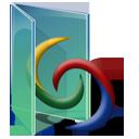 Desktop, Folder, Google Icon
