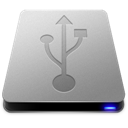 Drives, Hd, Icon, Remake, Slick, Usb Icon