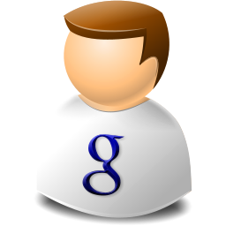 Google, Icontexto, User, Web Icon