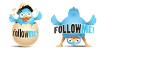 Awesome Twitter Icons
