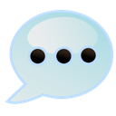 Comment, Dots Icon