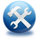 Alt, Configuration Icon