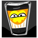 Happy, Iphone Icon