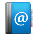 Address, Book Icon