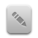 File, Writing Icon