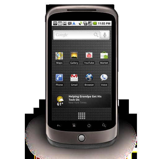Nexus, One Icon