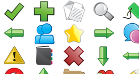 Simple But Sophisticated App Icon Set Icons