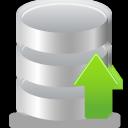 Database, Upload Icon