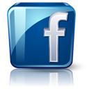 Detail, Facebook, High Icon