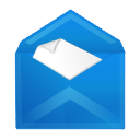 Blue, Contact Icon