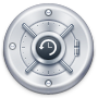 Backup, Round Icon