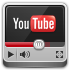 Player, Video, Youtube Icon