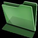 Green, Tfolder Icon