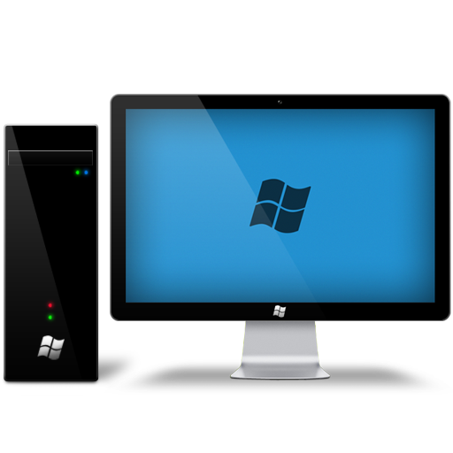 Computer, Windows Icon